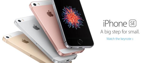 iPhone SE 4 colors