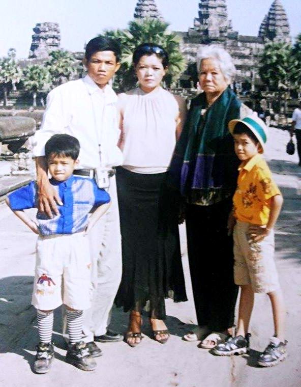 Rathnak family